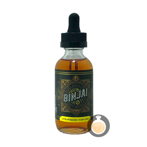 Binjai Juice - Premium Strawberry Popcorn (Buy Vape E Juice , Wholesale E Liquid Website , Malaysia Vapor Distributor Store) Shop Now - Vape Orb