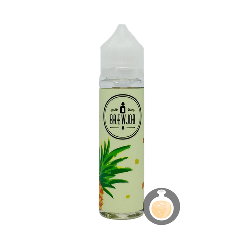 Brew Job - Freezy Pineapple (Buy Vape E Juice , Wholesale E Liquid Website , Malaysia Vapor Distributor Store) Shop Now - Vape Orb