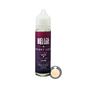 Brew Job - Secret Love (Buy Vape E Juice , Wholesale E Liquid Website , Malaysia Vapor Distributor Store) Shop Now - Vape Orb