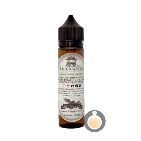 Brickwells - Southern Crow (Buy Vape E Juice , Wholesale E Liquid Website , Malaysia Vapor Distributor Store) Shop Now - Vape Orb