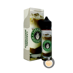 Flamingo E-Lic - Caramel Macchiato (Buy Vape E Juice , Wholesale E Liquid Website , Malaysia Vapor Distributor Store) Shop Now - Vape Orb