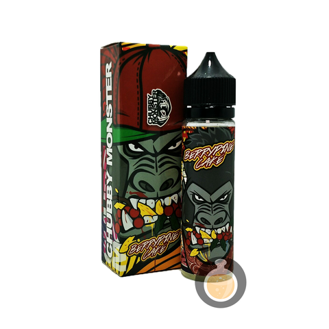 Chubby Monster - Berrypine Cake (Buy Vape E Juice , Wholesale E Liquid Website , Malaysia Vapor Distributor Store) Shop Now - Vape Orb