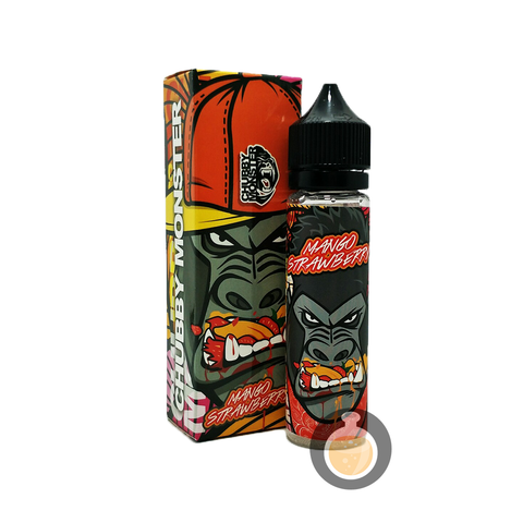 Chubby Monster - Mango Strawberry (Buy Vape E Juice , Wholesale E Liquid Website , Malaysia Vapor Distributor Store) Shop Now - Vape Orb