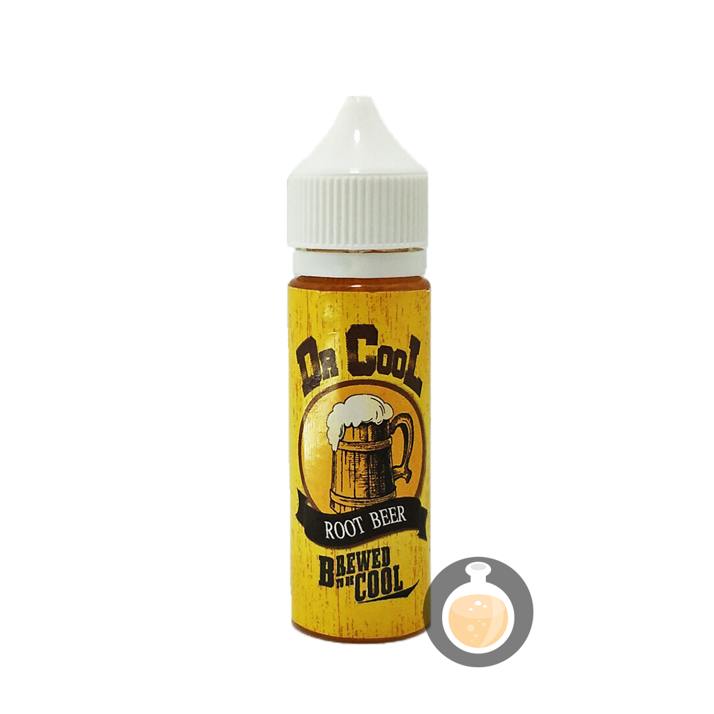 (Dr Cool - Root Beer Vape E-Juices & E-Liquids)
