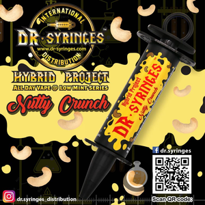Dr Syringes - Nutty Crunch (Buy Vape E Juice , Wholesale E Liquid Website , Malaysia Vapor Distributor Store) Shop Now - Vape Orb