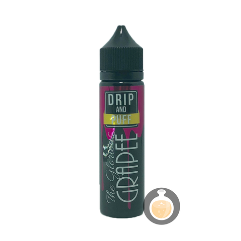Drip and Puff - The Glorious Grapee (Buy Vape E Juice , Wholesale E Liquid Website , Malaysia Vapor Distributor Store) Shop Now - Vape Orb