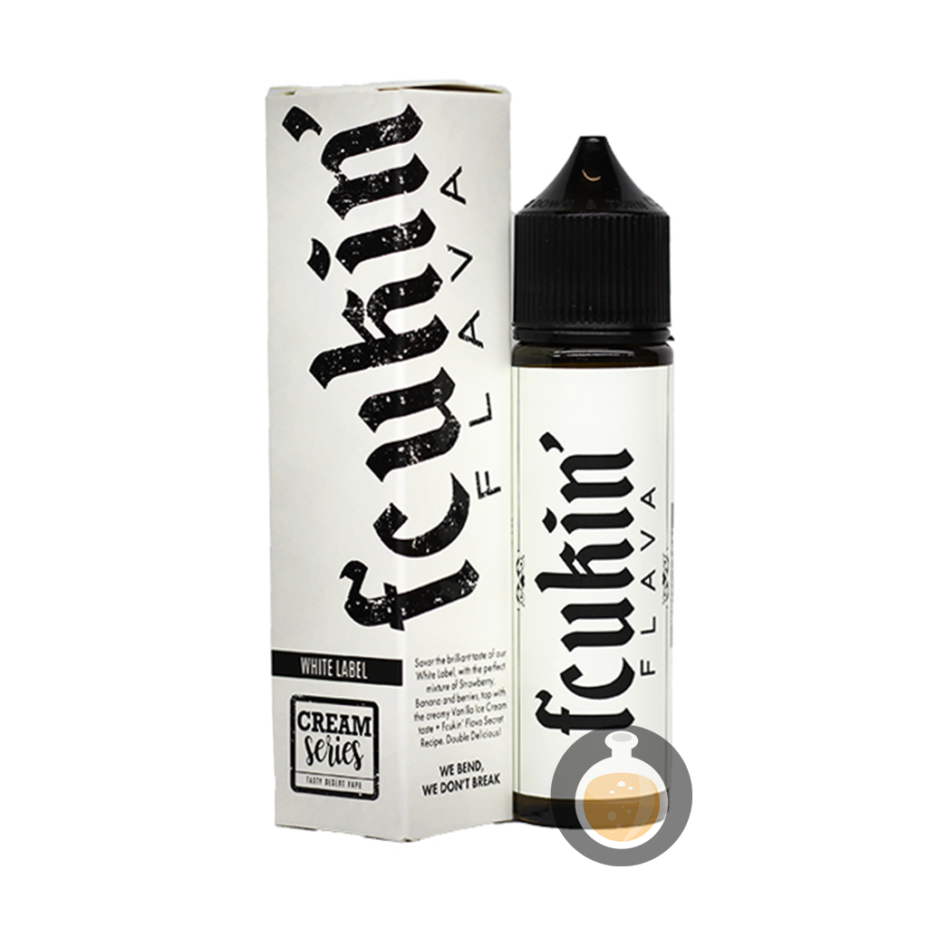 (Fcukin' Flava Creamy Series - White Label Vape E-Juices & E-Liquids)