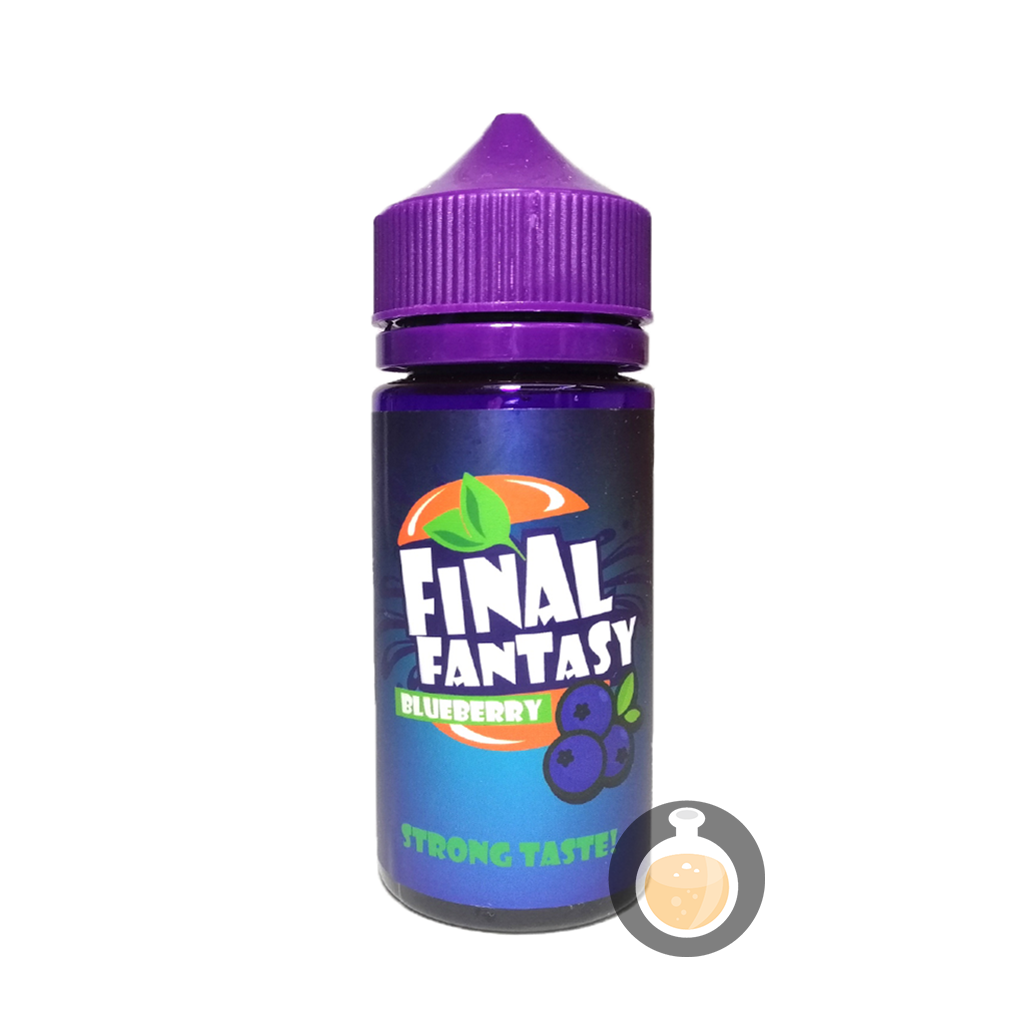 (Final Fantasy - Blueberry Vape E-Juices & E-Liquids)
