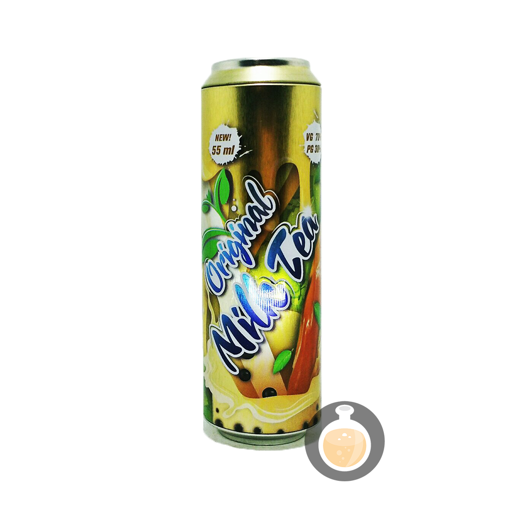 (Fizzy - Original Milk Tea Vape E-Juices & E-Liquids)