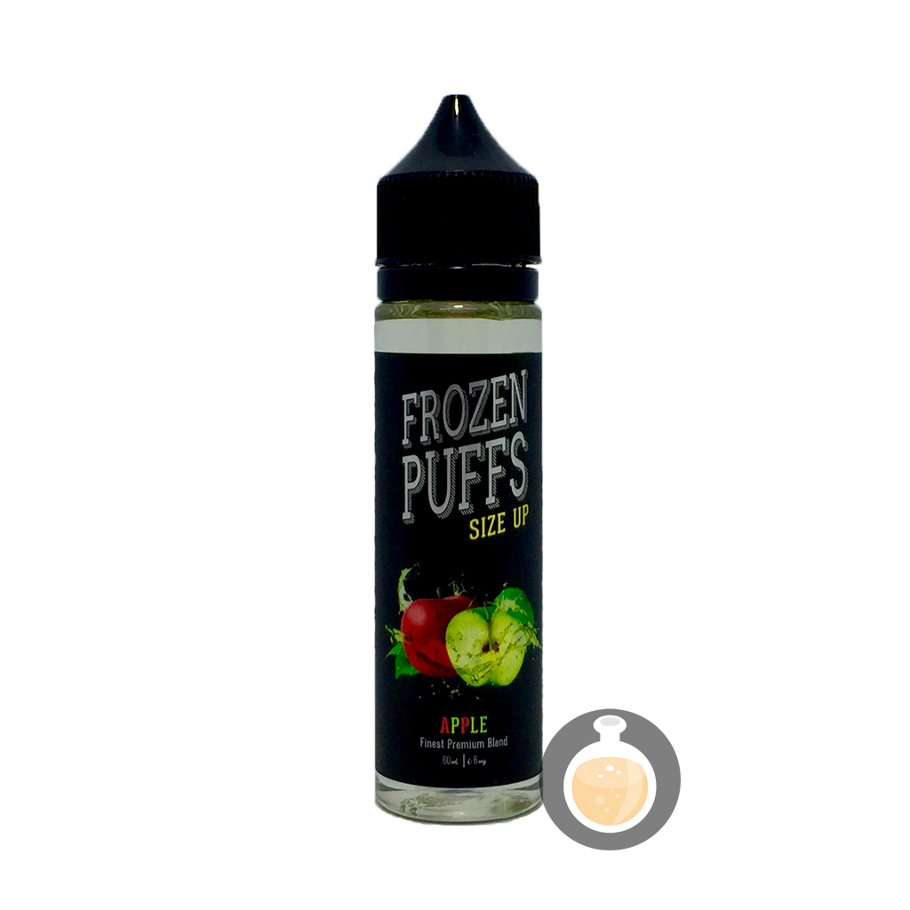 (Frozen Puffs - Size Up Apple Vape E-Juices & E-Liquids)