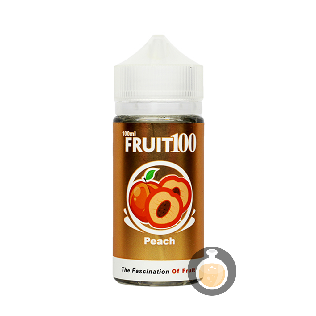 (Fruit 100 - Peach Vape E-Juices & E-Liquids)