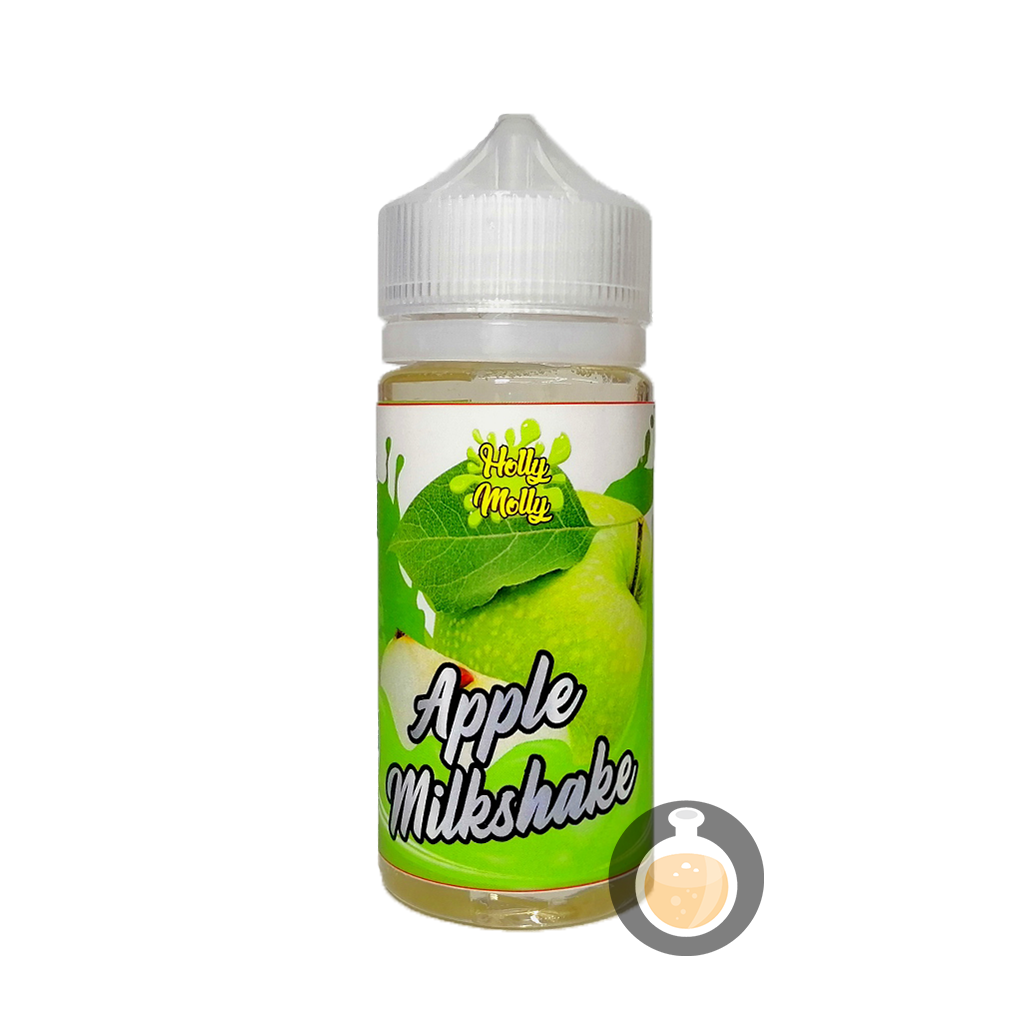 (Holly Molly - Apple Milkshake Vape E-Juices & E-Liquids)