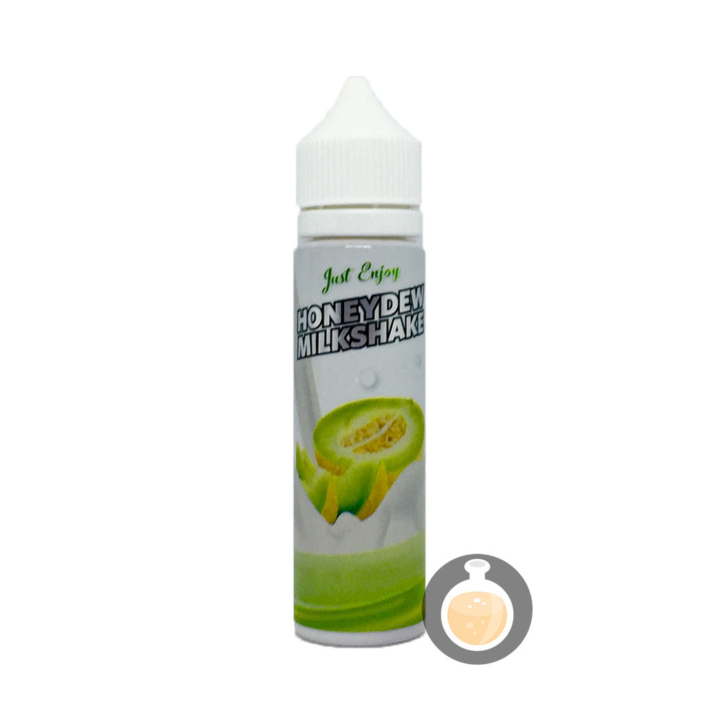 (Just Enjoy - Honeydew Milkshake Vape E-Juices & E-Liquids)
