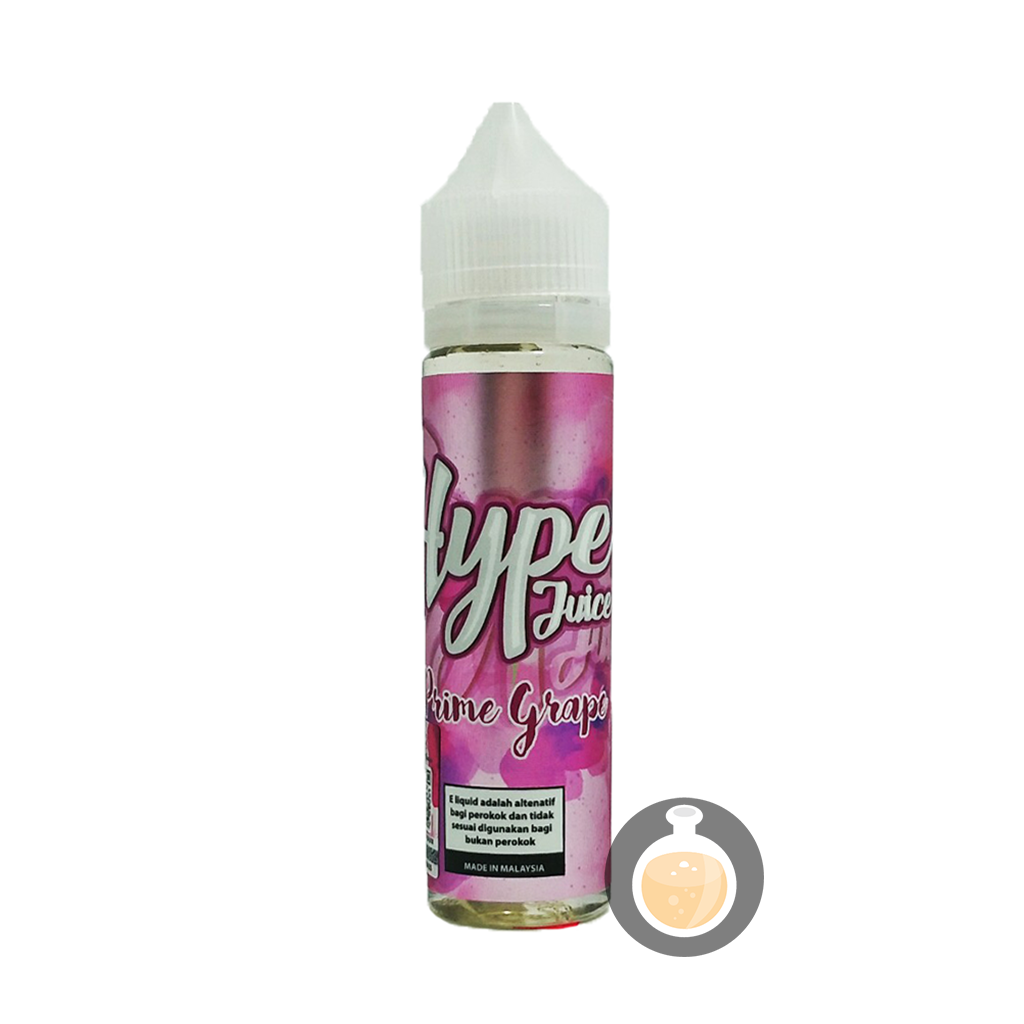 Hype Juice - Prime Grape (Buy Vape E Juice , Wholesale E Liquid Website , Malaysia Vapor Distributor Store) Shop Now - Vape Orb