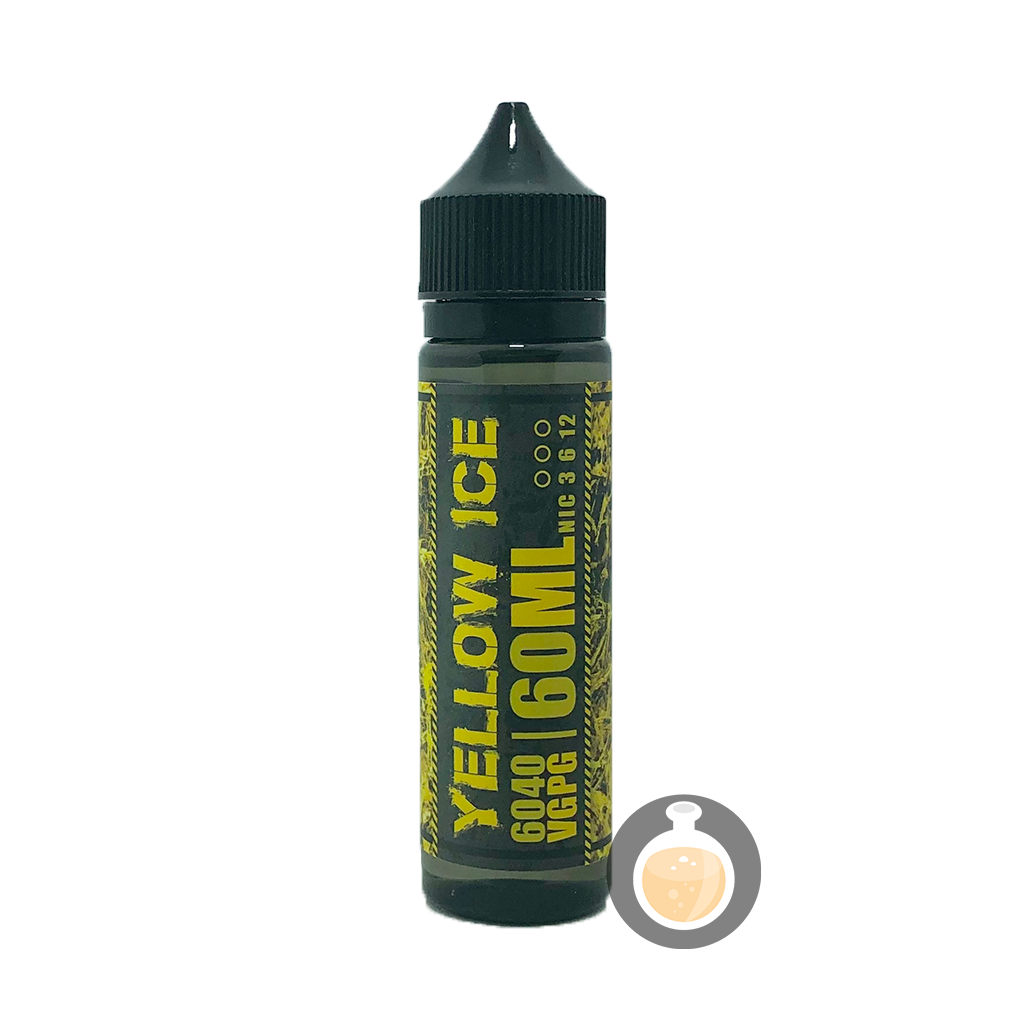 (Ice - Yellow Ice Vape E-Juices & E-Liquids)