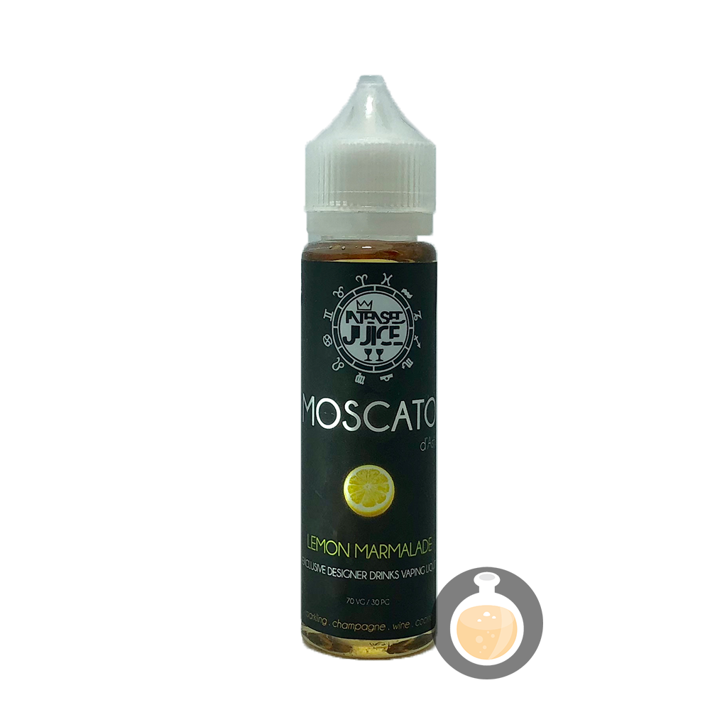 (Intensed Juice - Moscato d'Asti Lemon Marmalade Vape E-Juices & E-Liquids)