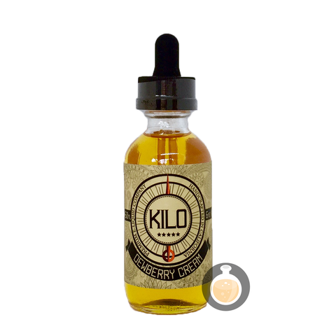 Kilo E-Liquids - Dewberry Cream (Buy Vape E Juice , Wholesale E Liquid Website , Malaysia Vapor Distributor Store) Shop Now - Vape Orb