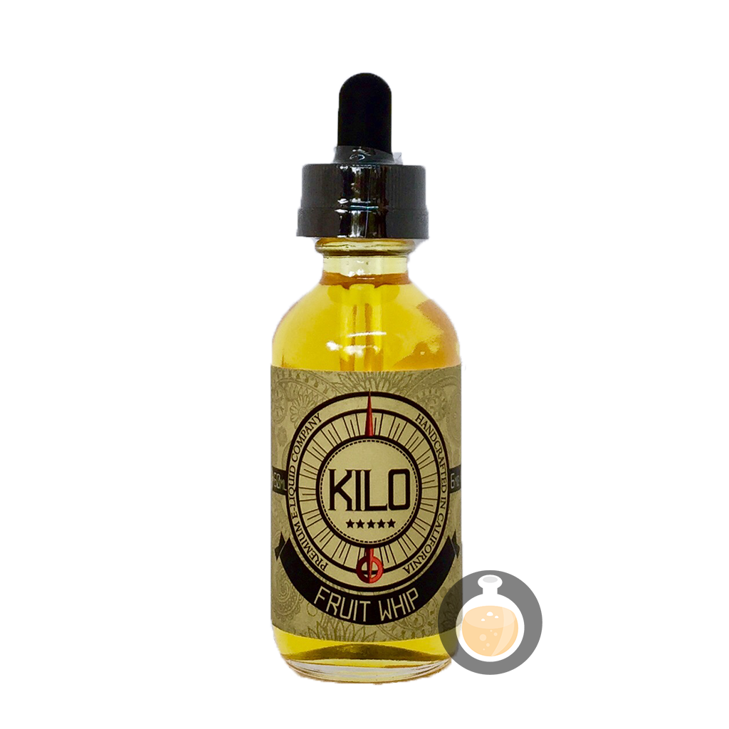 (Kilo E-Liquids - Fruit Whip Vape E-Juices & E-Liquids)