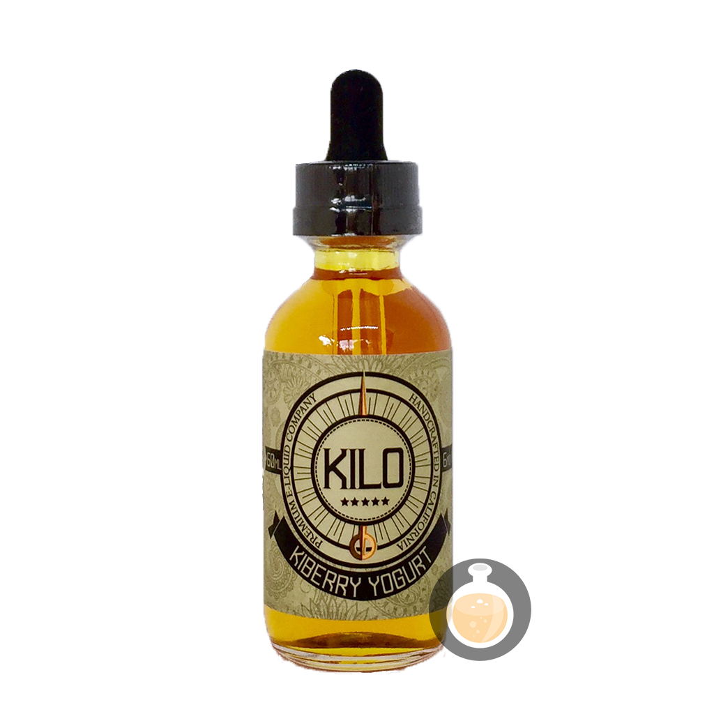 (Kilo E-Liquids - Kiberry Yogurt Vape E-Juices & E-Liquids)