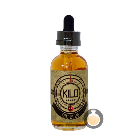 Kilo E-Liquids - Tru Blue (Buy Vape E Juice , Wholesale E Liquid Website , Malaysia Vapor Distributor Store) Shop Now - Vape Orb