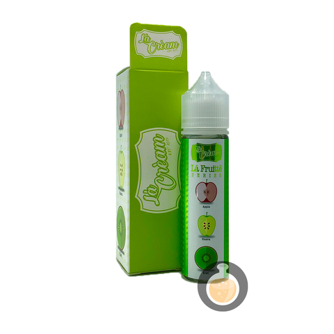 La Cream - La Fruitte Series Apple Whip No Mint (Buy Vape E Juice , Wholesale E Liquid Website , Malaysia Vapor Distributor Store) Shop Now - Vape Orb