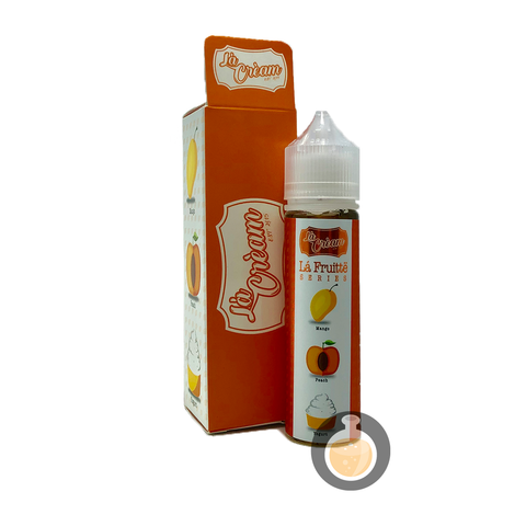 La Cream - La Fruitte Series Fantastic Mango No Mint (Buy Vape E Juice , Wholesale E Liquid Website , Malaysia Vapor Distributor Store) Shop Now - Vape Orb