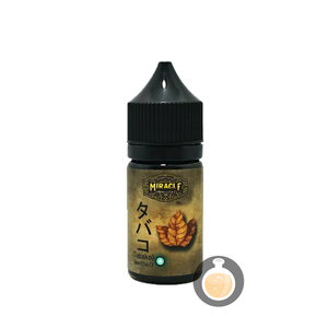 Miracle Distribution - Tabako Menthol (Nic Salt) (Buy Vape E Juice , Wholesale E Liquid Website , Malaysia Vapor Distributor Store) Shop Now - Vape Orb