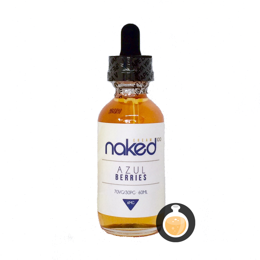(Naked 100 - Azul Berries Vape E-Juices & E-Liquids)