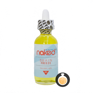 Naked 100 - Brain Freeze (Buy Vape E Juice , Wholesale E Liquid Website , Malaysia Vapor Distributor Store) Shop Now - Vape Orb