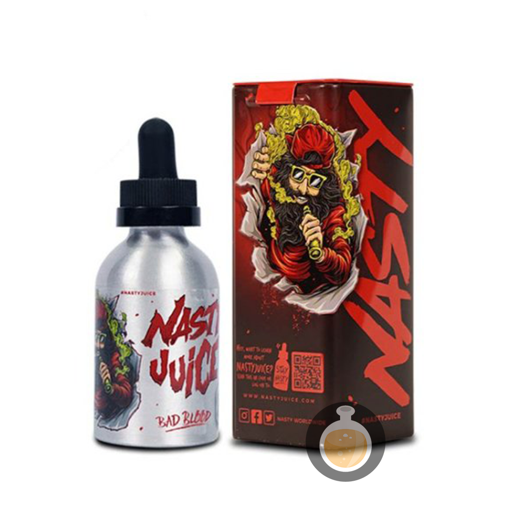 Nasty - Bad Blood (Buy Vape E Juice , Wholesale E Liquid Website , Malaysia Vapor Distributor Store) Shop Now - Vape Orb