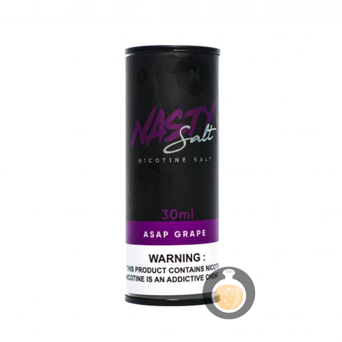 (Nasty Salt Reborn - Asap Grape Vape E-Juices & E-Liquids)