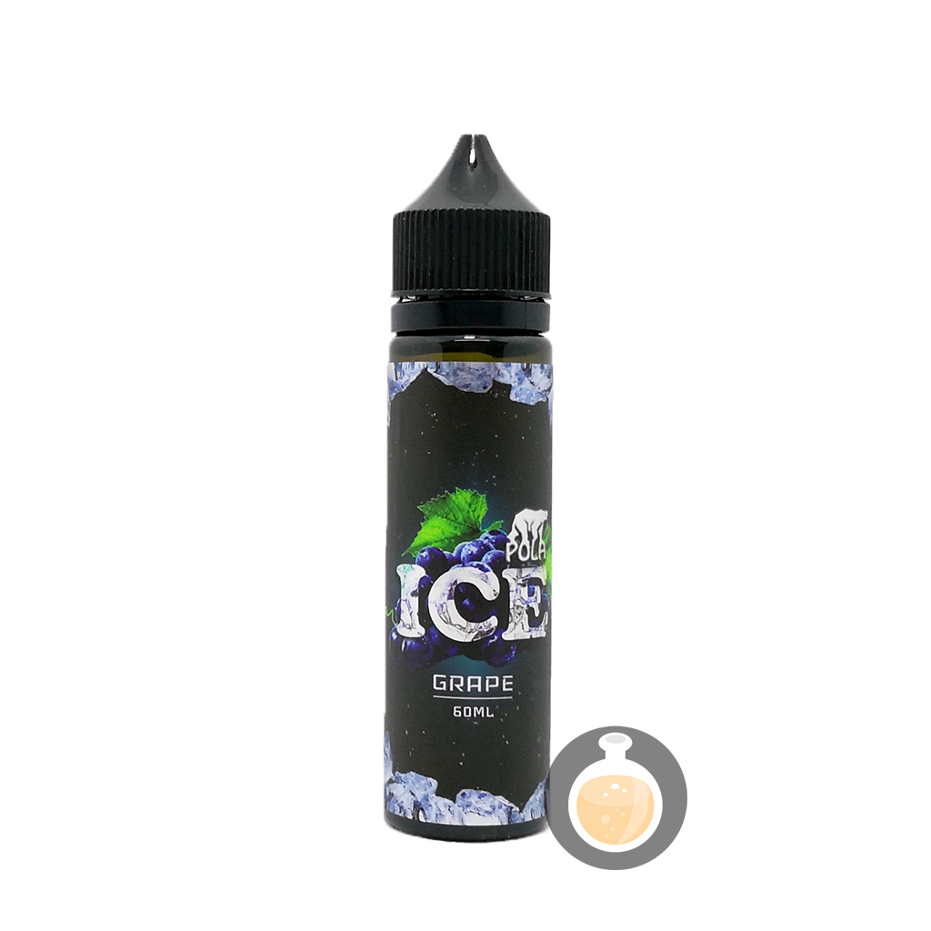 (Pola Ice - Grape Vape E-Juices & E-Liquids)