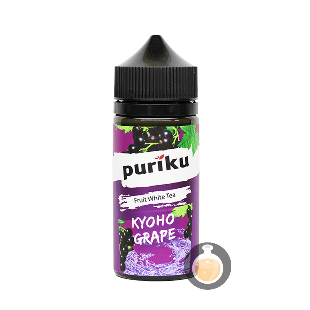 (Puriku - Fruit White Tea Vape E-Juices & E-Liquids)