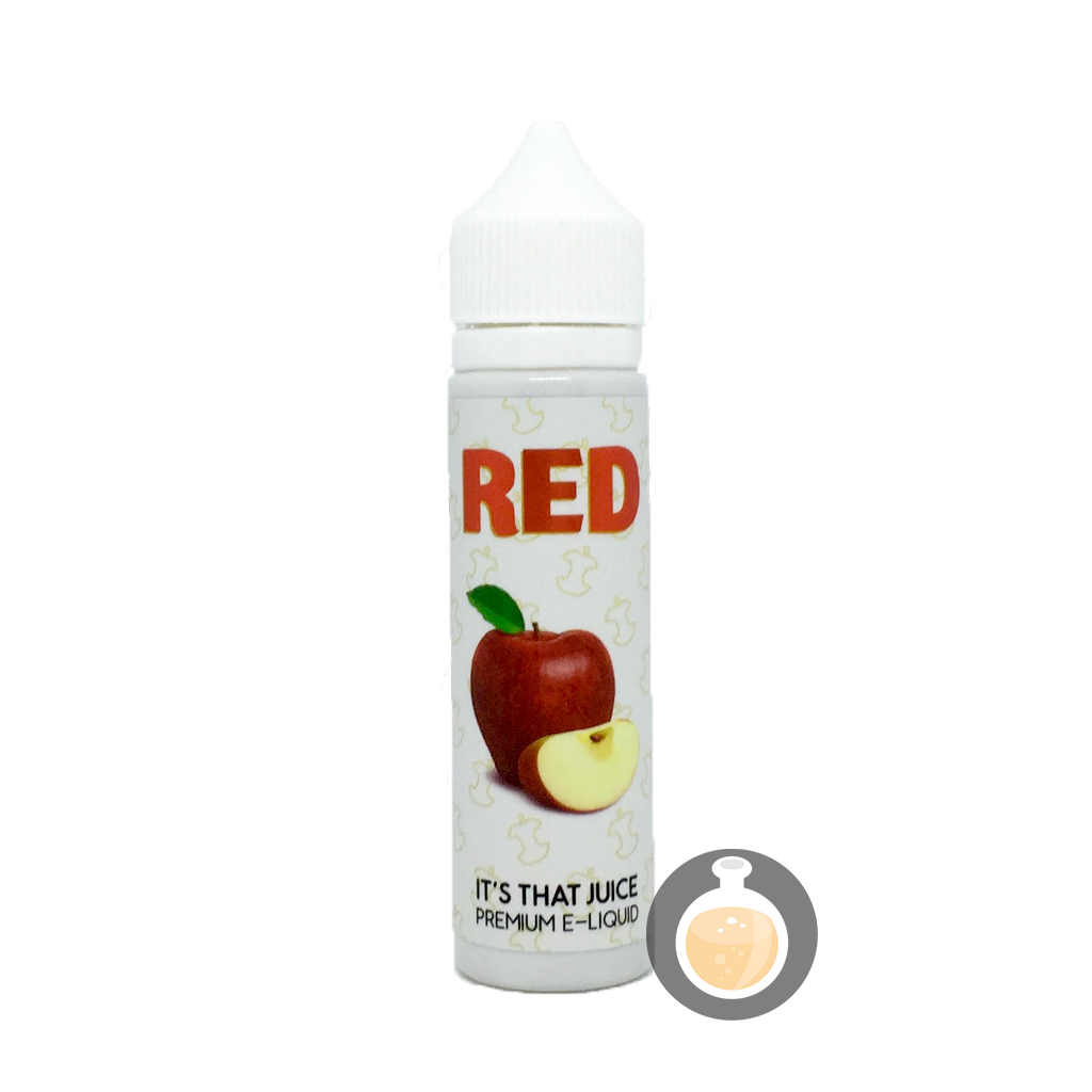 (Red Apple - It's That Juice Vape E-Juices & E-Liquids)