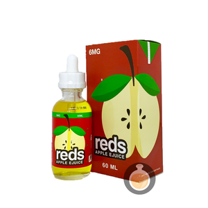 Reds E Juice - Apple (Buy Vape E Juice , Wholesale E Liquid Website , Malaysia Vapor Distributor Store) Shop Now - Vape Orb