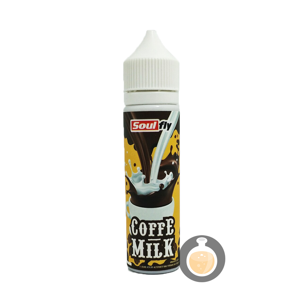 (Soul Fly - Coffe Milk Vape E-Juices & E-Liquids)