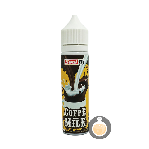 Soul Fly - Coffe Milk (Buy Vape E Juice , Wholesale E Liquid Website , Malaysia Vapor Distributor Store) Shop Now - Vape Orb