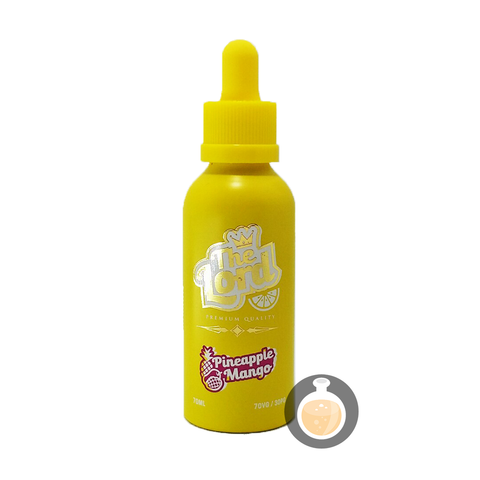 The Lord - Pineapple Mango (Buy Vape E Juice , Wholesale E Liquid Website , Malaysia Vapor Distributor Store) Shop Now - Vape Orb