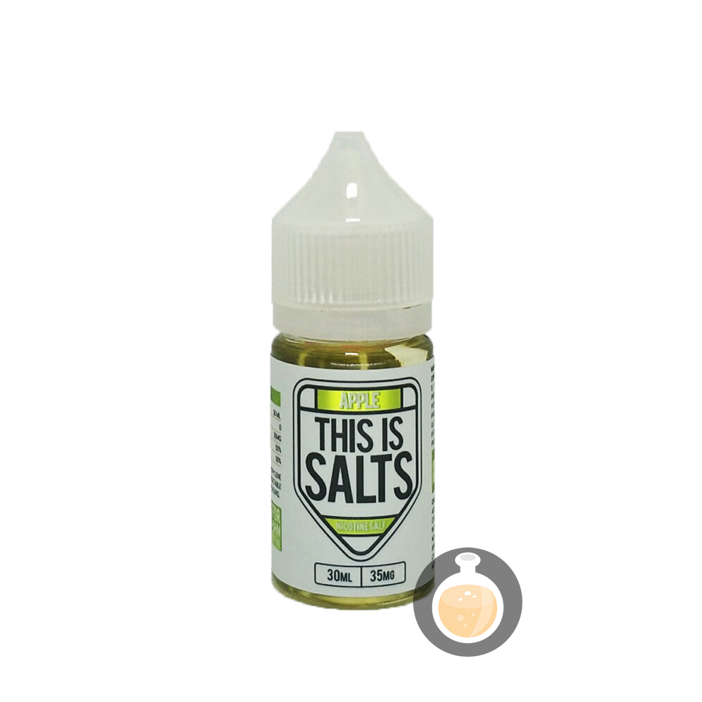 (This Is Salts - Apple Vape E-Juices & E-Liquids)