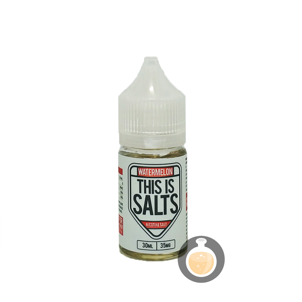 (This Is Salts - Watermelon Vape E-Juices & E-Liquids)