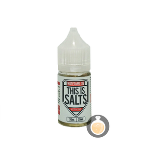 This Is Salts - Watermelon (Buy Vape E Juice , Wholesale E Liquid Website , Malaysia Vapor Distributor Store) Shop Now - Vape Orb