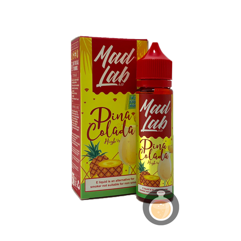 VD Juice - Mad Lab Pina Colada (Buy Vape E Juice , Wholesale E Liquid Website , Malaysia Vapor Distributor Store) Shop Now - Vape Orb