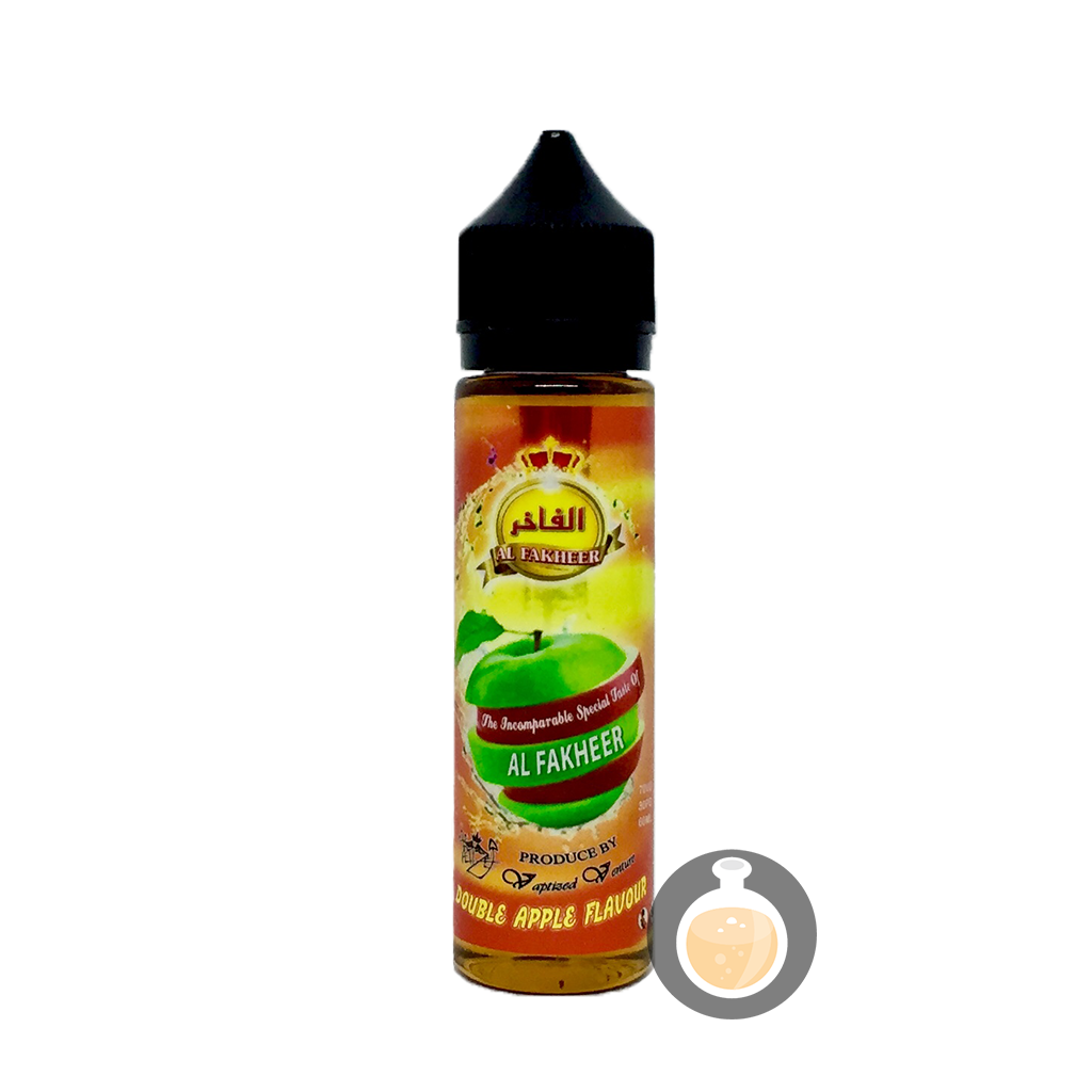 Vaptized - Al Fakheer Double Apple Flavour (Buy Vape E Juice , Wholesale E Liquid Website , Malaysia Vapor Distributor Store) Shop Now - Vape Orb