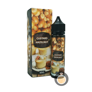 Vaptized Venture - Custard Hazelnut (Buy Vape E Juice , Wholesale E Liquid Website , Malaysia Vapor Distributor Store) Shop Now - Vape Orb