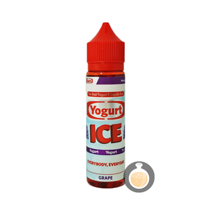 Yogurt Ice - Grape (Buy Vape E Juice , Wholesale E Liquid Website , Malaysia Vapor Distributor Store) Shop Now - Vape Orb
