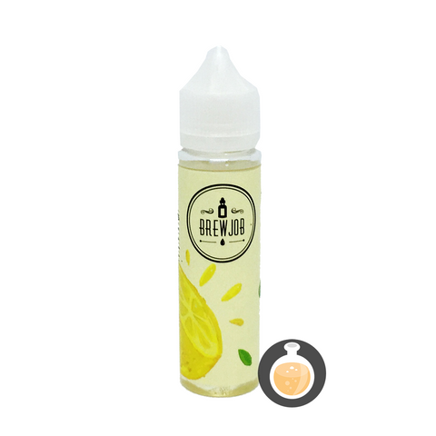 Brew Job - Freezy Lemon (Buy Vape E Juice , Wholesale E Liquid Website , Malaysia Vapor Distributor Store) Shop Now - Vape Orb