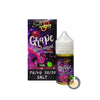 (Flamingo E Lic - Grape Blackcurrant Menthol Salt Nic Vape E-Juices & E-Liquids)