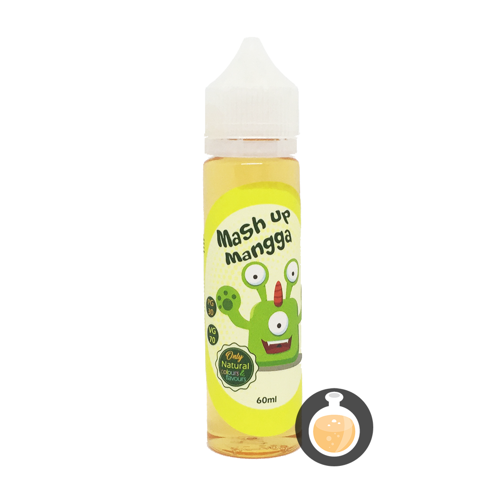 (Monster Vape - Mash Up Mangga Vape E-Juices & E-Liquids)
