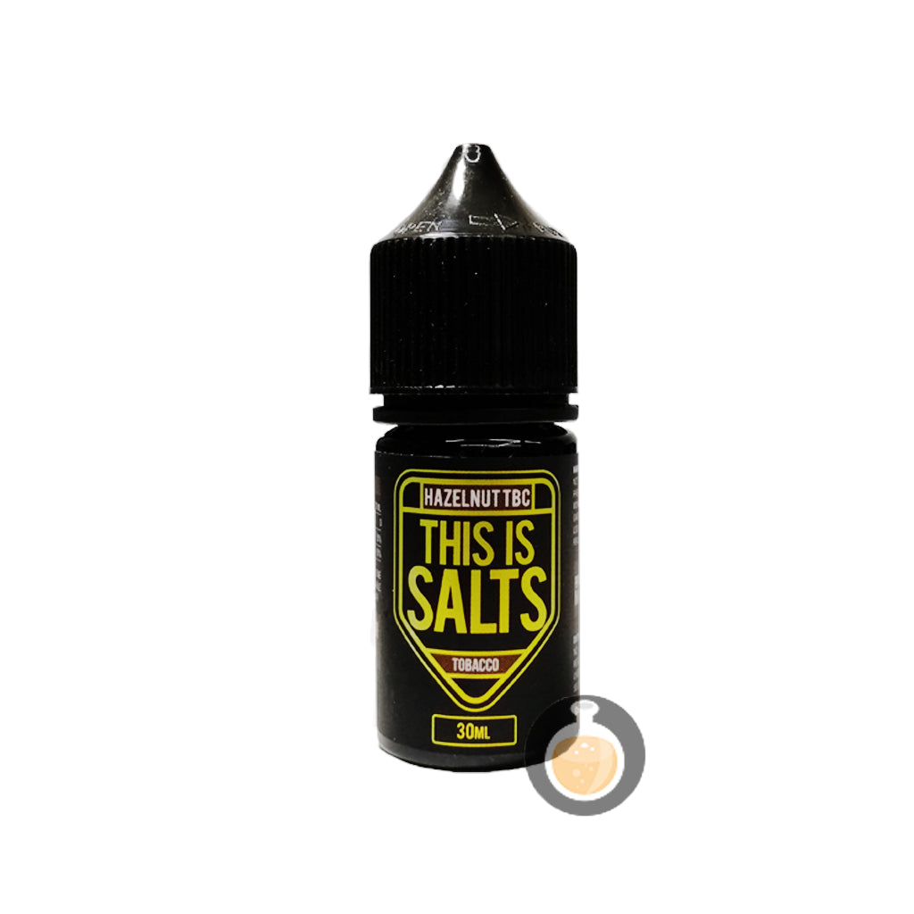 (This Is Salts - Tobacco Series Hazelnut TBC Vape E-Juices & E-Liquids)