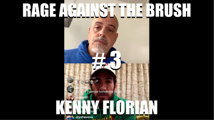 Rage Against The Brush With BUA #3 - Kenny Florian - 04/10/2020